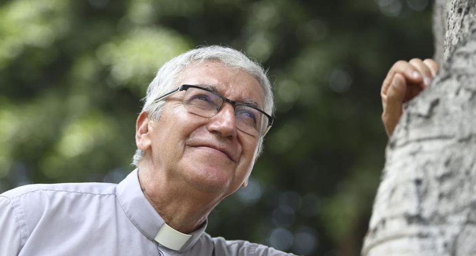 El arzobispo de Lima, en esta cuaresma que coincide con la cuarentena, pide una reflexión sobre el país y el planeta. (Foto: Alessandro Currarino / El Comercio)