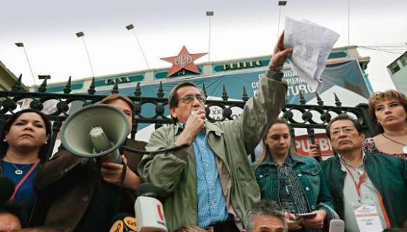(Foto: Lino Chipana/El Comercio)