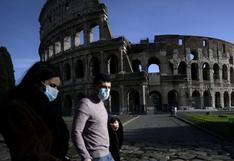 """Coronavirus: Italia, otro país europeo que vuelve a las restricciones por temor a una """"tercera ola"""""""