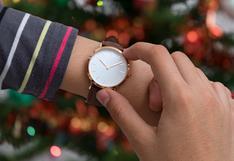 Relojes: ¿por qué es un regalo de Navidad que no tiene pierde?