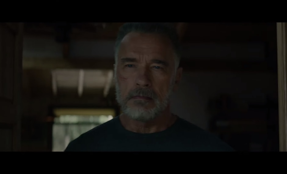 """Terminator: Dark Fate"": lanzan tráiler protagonizado por Arnold Schwarzenegger y Linda Hamilton (Foto: Captura de  pantalla)"