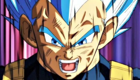 """Vegeta se saltó por completo la transformación de Super Saiyajin 3 en la saga """"Dragon Ball"""", pero sí lo vimos en esa fase en los videojuegos y en la serie web """"Dragon Ball Heroes"""" (Foto: Bandai / Shueisha)"""