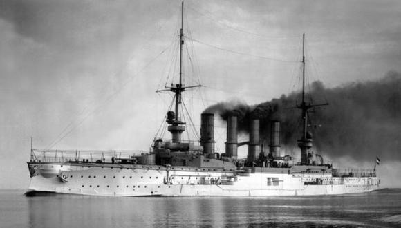 El SMS Scharnhorst fue nombrado en honor al jefe del Ejército de Prusia durante las guerras napoleónicas. (Foto: Falklands Mariteme Heritage Trust / TVT Production)