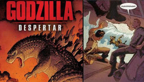 Blog Universo Cómic: el mítico Godzilla ya ruge en el Perú