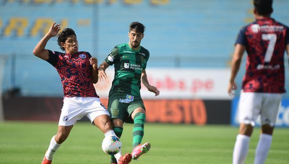 Jonathan Lacerda llegó a Alianza Lima para disputar esta temporada 2021. (Foto: Alianza Lima)