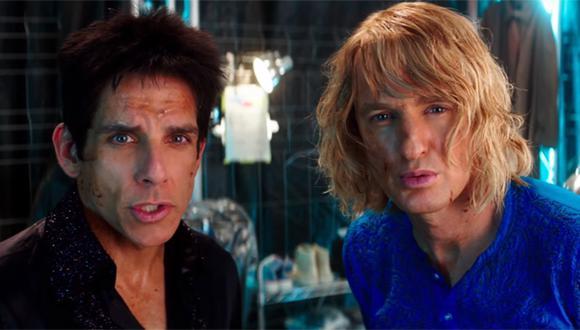 """""""Zoolander 2"""": mira aquí el primer tráiler de la película"""
