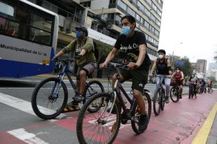 Aumenta la venta de bicicletas previo a la Navidad