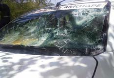 Tumbes: Sernanp condena ataque contra guardaparque del parque Cerros de Amotape