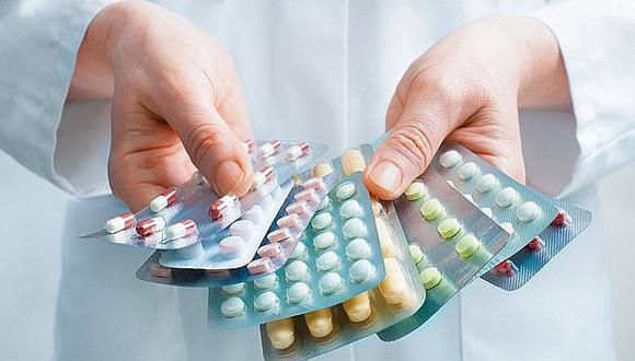 Indecopi recomienda al Minsa y Susalud que analicen establecer un procedimiento para autorizar el ingreso de medicamentos no comprados en las clínicas sin descuidar las exigencias de seguridad. (Foto: GEC)