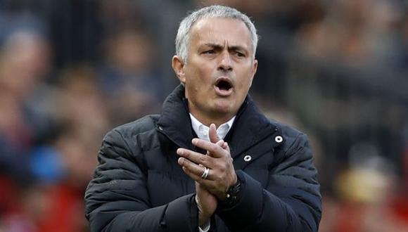 Mourinho sorprendió con comentario tras igualar en Old Trafford