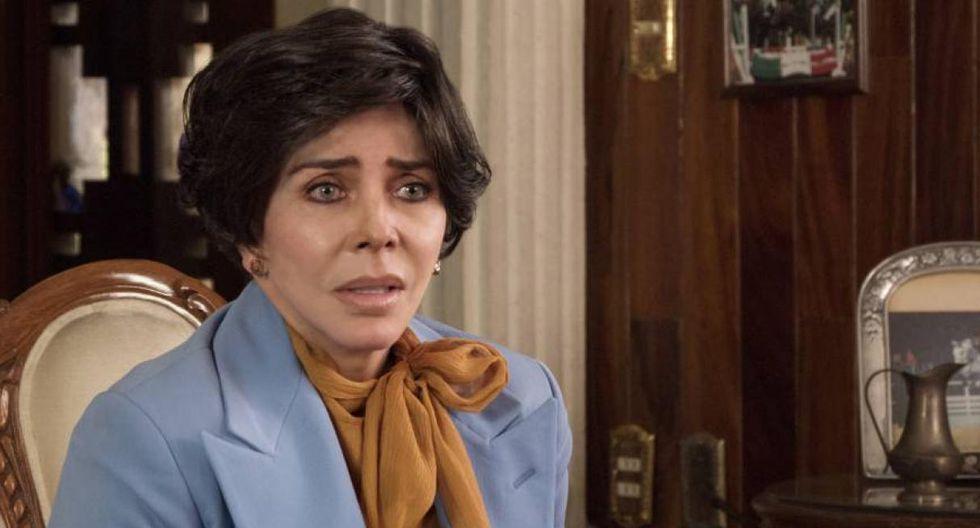 """""""La casa de las flores"""": Verónica Castro participará en la segunda temporada de la serie (Foto: Netflix)"""