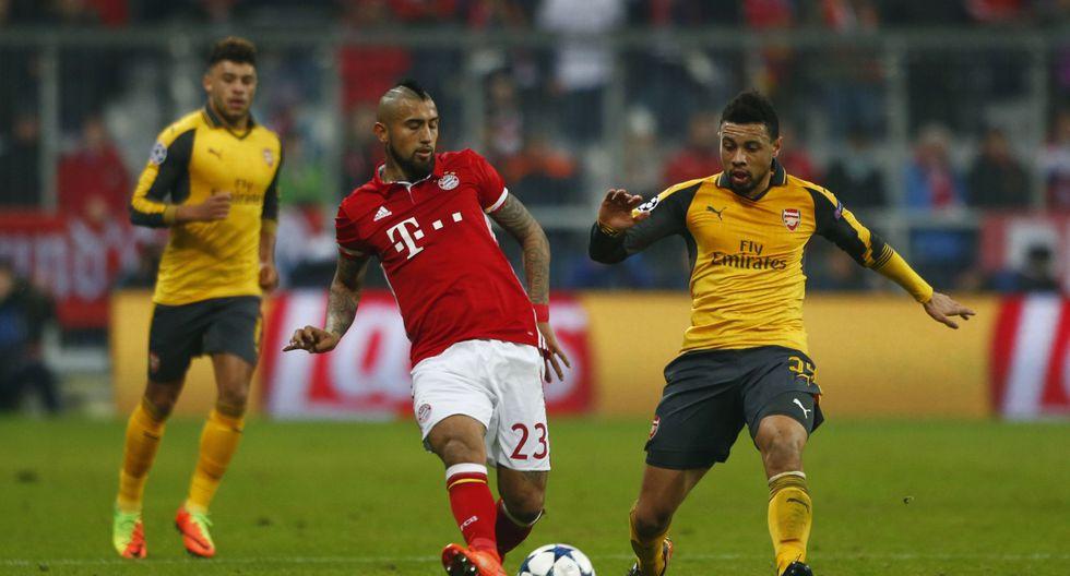 En el 2015 Bayern Múnich pagó 37 millones de euros por Arturo Vidal, ex Juventus. Foto: agencias