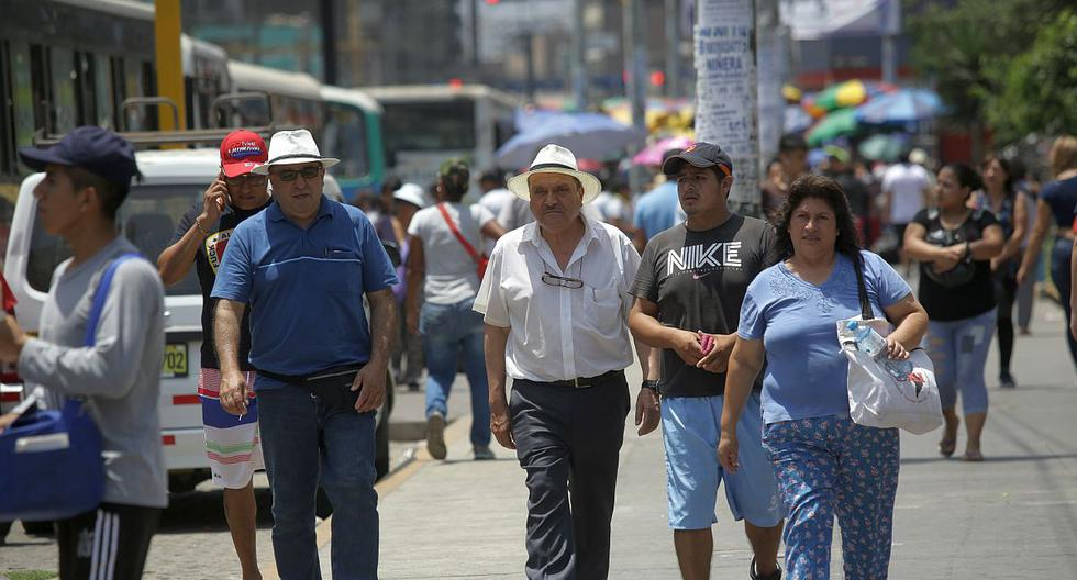El Senamhi advirtió que el índice máximo UV en Lima alcanzará el nivel 14 este martes. (Foto: GEC)