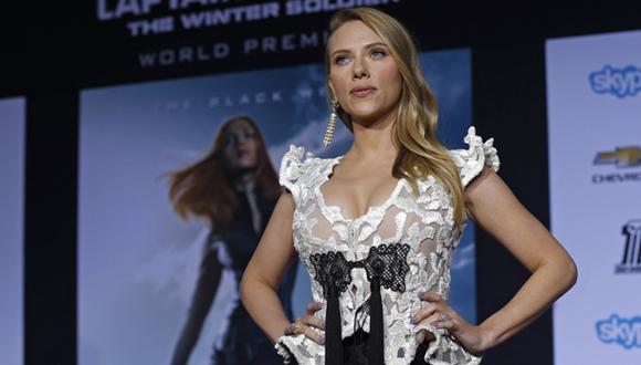 """""""Los Vengadores"""": cambios por el embarazo de Scarlett Johansson"""