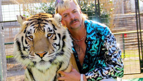 """Joe Exotic, protagonista de """"Tiger King"""", el nuevo éxito de Netflix. Foto: Difusión."""