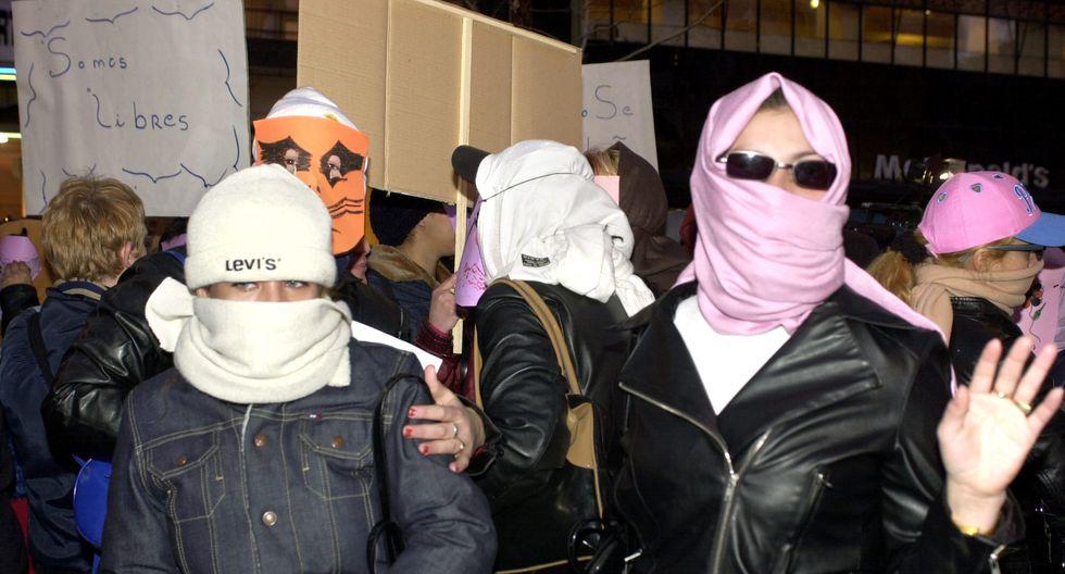 Suceso tuvo lugar el pasado mes de septiembre cuando la policía irrumpió en una mansión de Marruecos y arrestó a las prostitutas y a un artista emiratí. (Foto referencial: EFE)