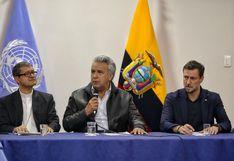 Ecuador EN VIVO: Gobierno de Moreno deroga el decreto 883 tras diálogo con indígenas