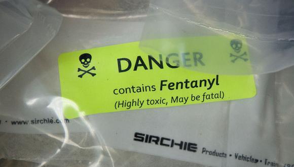 El fentanilo es un narcótico usado como analgésico y anestésico, pero también para buscar placer y drogarse. (Foto: AFP)