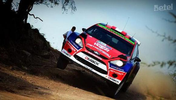 Rally: Nicolás Fuchs logró su primer podio en la WRC2