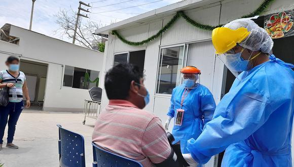 Carlos Flores Cochachín y Aldo Hurtado Guerrero son dos trabajadores del Ministerio de Vivienda, Construcción y Saneamiento que han fallecido a causa del coronavirus. Colegas piden que se mejoren los protocolos para el trabajo presencial.  (Foto referencial)