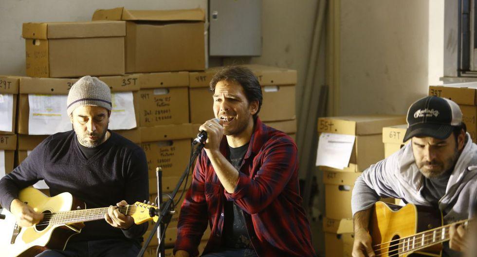 El grupo Campo de Almas presenta nuevo disco y celebra 25 años.