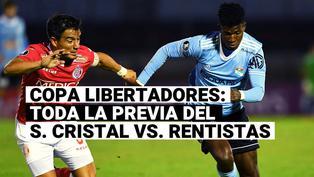 Sporting Cristal vs. Rentistas: la previa del partido por la quinta jornada de la Copa Libertadores