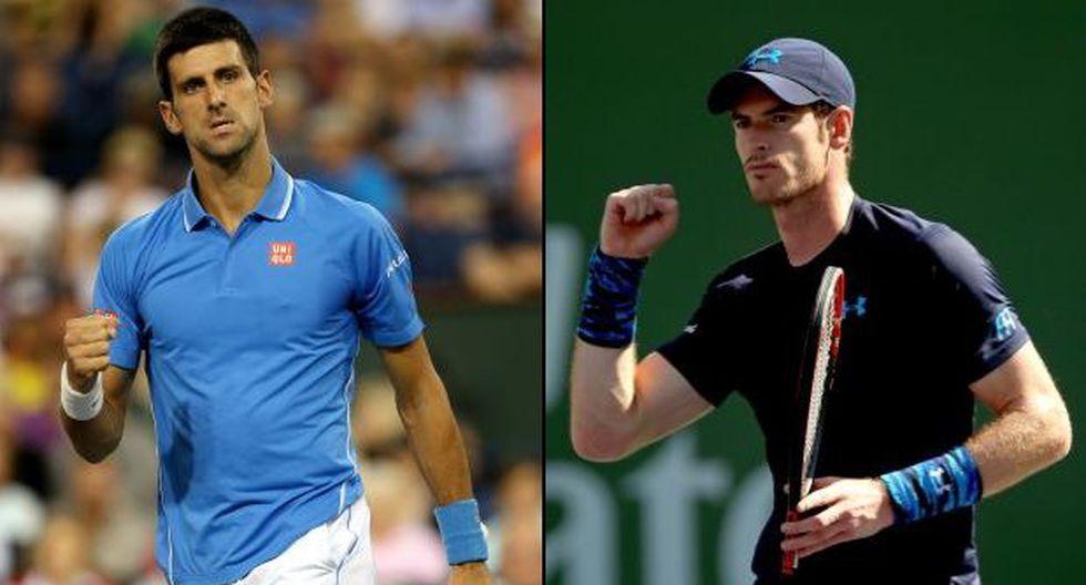 Djokovic y Murray se enfrentarán en semifinales de Indian Wells