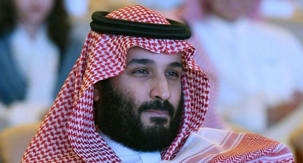 El príncipe de Arabia Saudita, Mohammed bin Salman, fue implicado durante las investigaciones de la tragedia del periodista Jamal Khashoggi. (Foto: AFP)