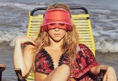 Instagram: Shakira adelanta nuevo videoclip con intrigante foto desde la playa