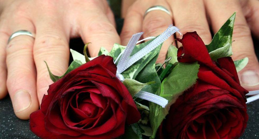 Un aniversario de bodas es la fecha en que se cumple un número de años exacto desde un suceso importante. (Foto: Pixabay)