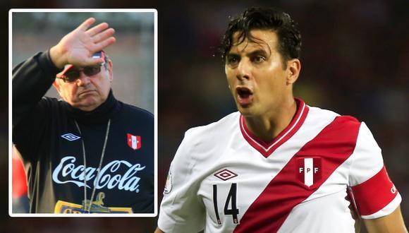 Claudio pide que el proceso de Markarián continúe con el entrenador uruguayo o con Bengoechea. (Fotos: Rolly Reyna / Consuelo Vargas / El Comercio)