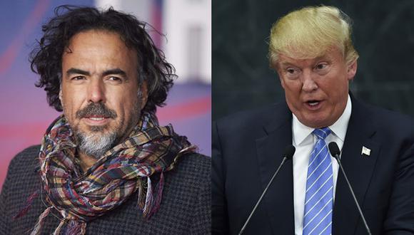 """González Iñárritu: """"Invitación de Trump a México es traición"""""""