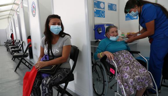 Coronavirus en Chile | Últimas noticias | Último minuto: reporte de infectados y muertos hoy, miércoles 24 de febrero del 2021. (Foto: Reuters).
