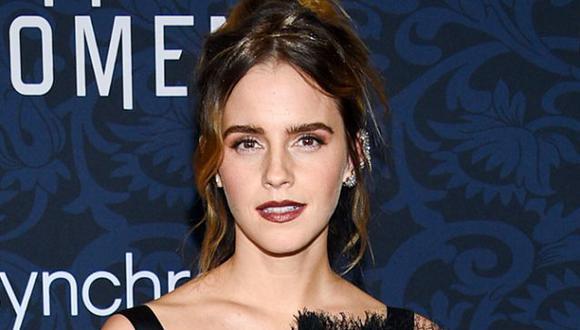Emma Watson dio una noticia que entristeció a todos sus fanáticos. (Foto: AP)