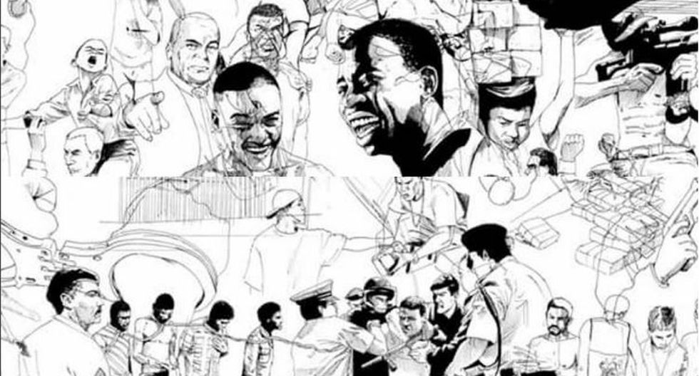 Dibujo y texto, Alexandre de Maio y el periodismo cómic - 2