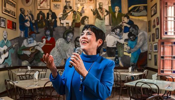 Cecilia Barraza se despidió de los escenarios artísticas en octubre del 2019. (Foto: Fidel Carrillo)