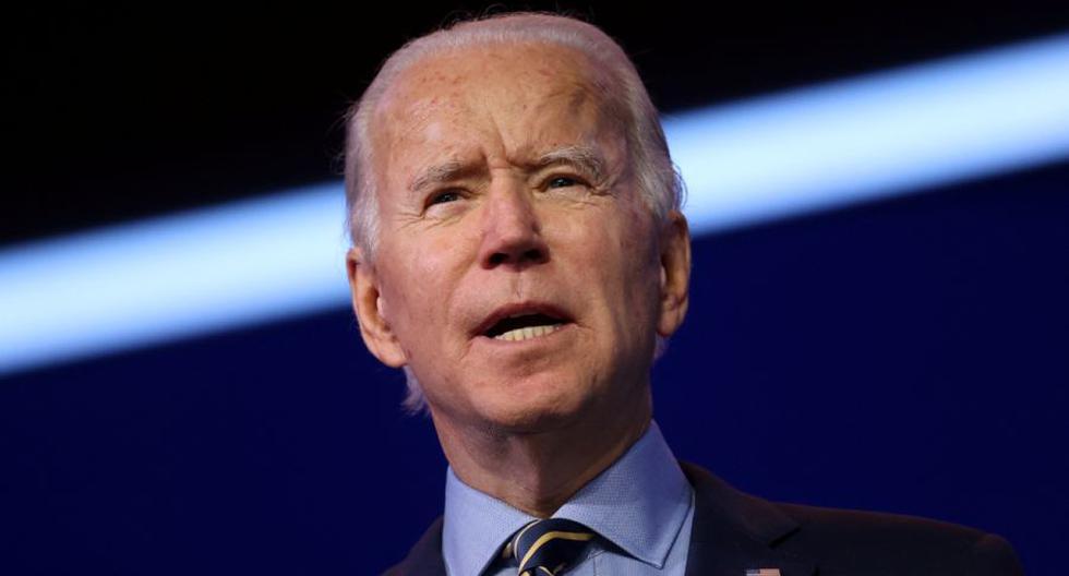 Joe Biden asumirá como el presidente 46 de Estados Unidos el próximo 20 de enero. (Foto: REUTERS/Jonathan Ernst)