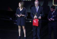 Premio Nacional del Deporte: Alexandra Grande y Lucca Mesinas fueron reconocidos