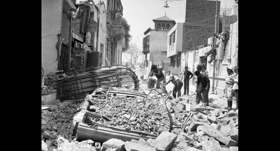El mito de que octubre es el mes de los temblores obedece a que las últimas generaciones sufrieron eventos sísmicos en octubre. (Foto: archivo El Comercio)