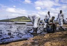 La tragedia de Mauricio y otros derrames de petróleo que provocaron desastres ambientales