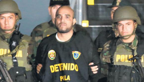 Desde su celda en el penal Sarita Colonia, Gerson Gálvez se ufanaba de comprar jueces. (Lino Chipana / El Comercio)