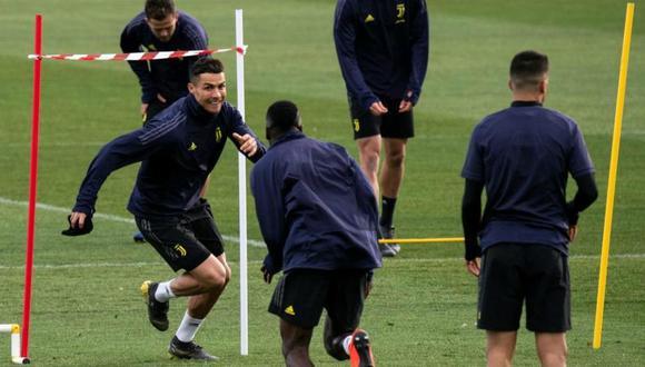 Clubes de la Serie A ya preparan su regreso a los entrenamientos. (Foto: AFP)