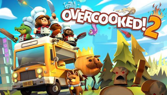 Overcooked 2. (Difusión)