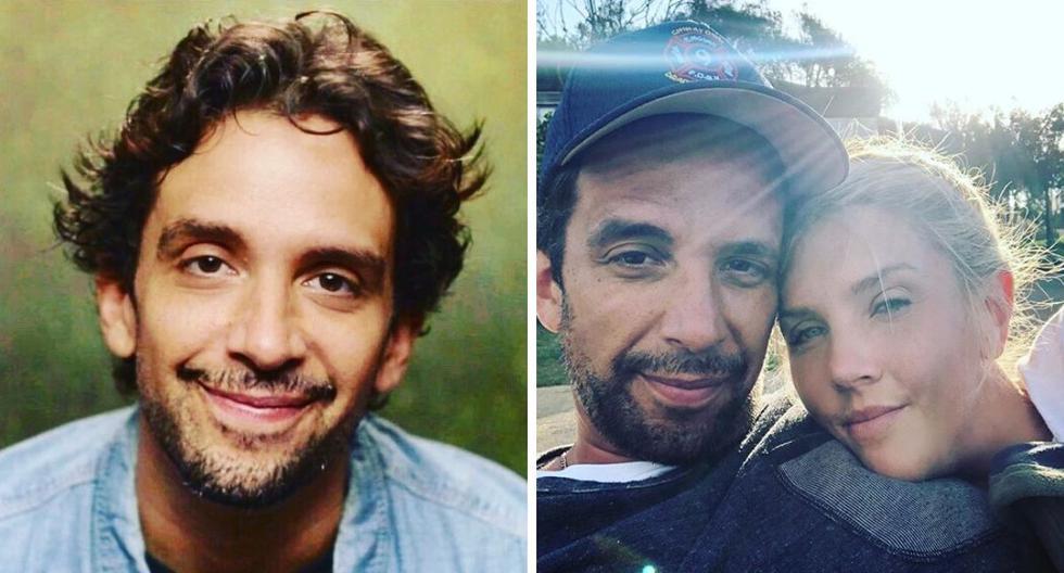El actor de Broadway, Nick Cordero, se encuentra recuperandose mientras aún lucha contra el coronavirus. (@nickcordero1).