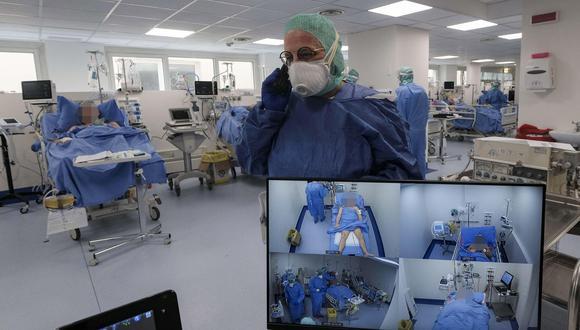 Coronavirus en Italia | Últimas noticias | Último minuto: reporte de infectados y muertos hoy, jueves 22 de octubre del 2020 | Covid-19 | (Foto: EFE).