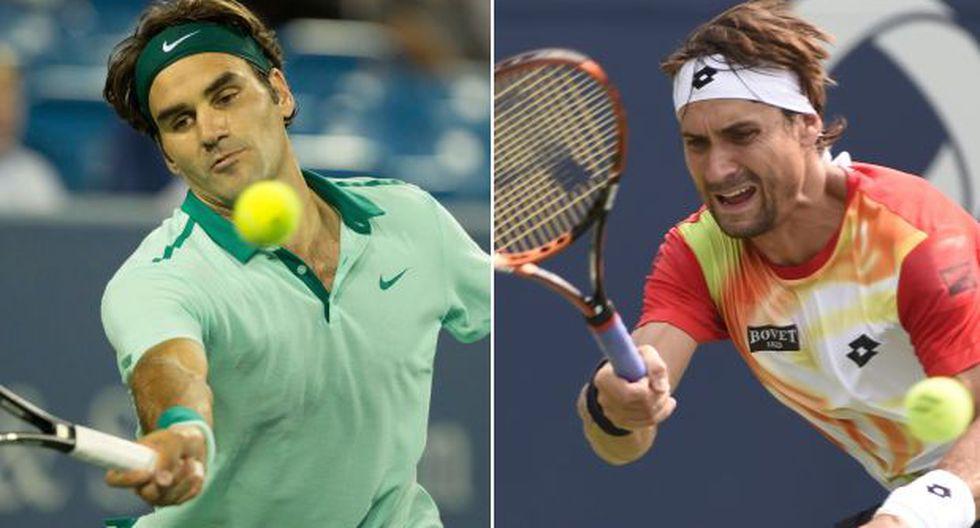 Roger Federer campeón de Cincinnati tras ganar a David Ferrer - 2