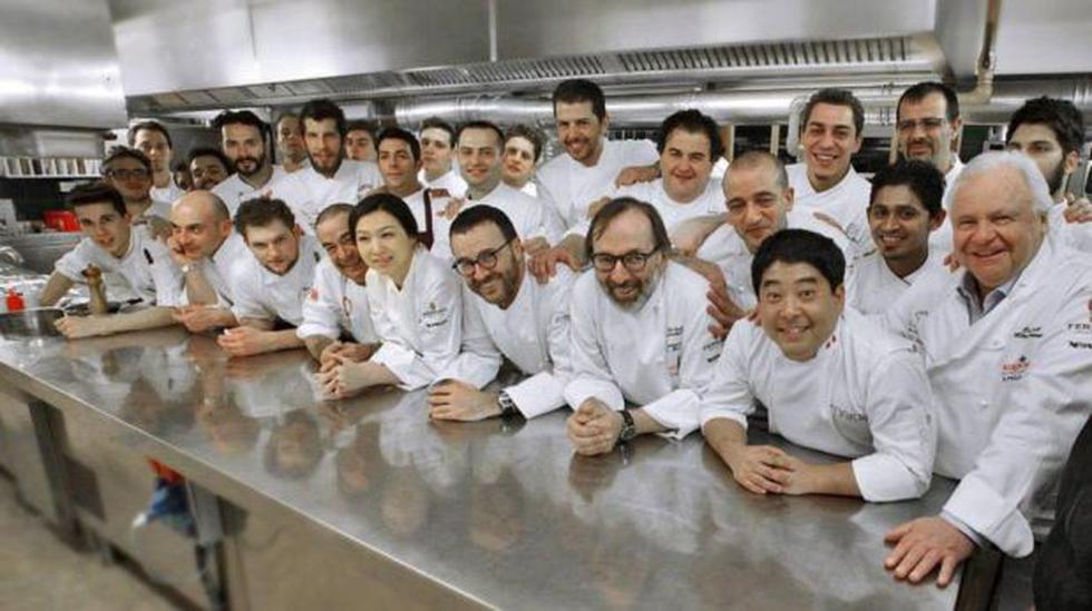 Mitsuharu Tsumura cocinó en la gala Chef's Cup Südtirol - 1