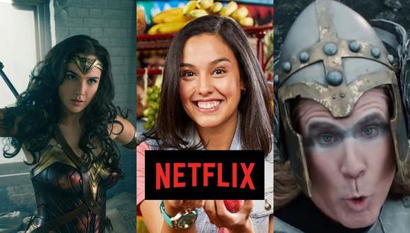 Conoce aquí los estrenos del viernes 26 de junio en Netflix (Foto: Warner Bros. / Netflix)