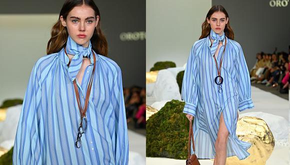 El vestido camisero es una prenda ligera que puedes usar cómodamente sabiendo que modelo le queda a tu silueta. (Foto: Stefan Gosatti/Getty Images)