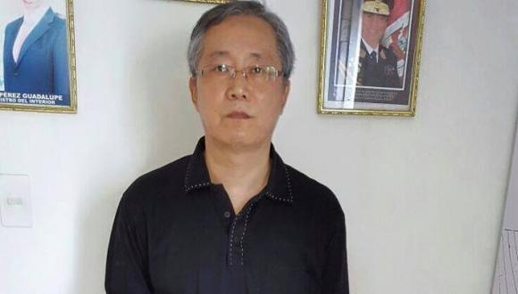 Coreano detenido con droga en Piura apareció muerto en su celda